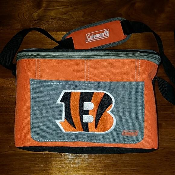 d714075b NFL Coleman Cincinnati Bengals Cooler